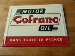 Cofranc Motor Oil - Publicidad (Avisos)