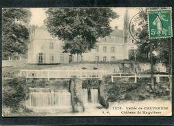 CPA - Vallée De CHEVREUSE - Château De Mauvières - Chevreuse