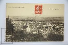 Old Postcard France - Agen, Vue Generale - Posted - Sin Clasificación