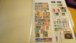 F0362 GRAND ALBUM MONDE NEUFS / OB  A TRIER COTE++ DÉPART 10€ - Stamps