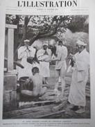 1927  JAPON Japan    Pendant L Agonie De L Empereur YOSHI-HITO Secte Bouddhiste Céromonies De Purification BOUDDHISME - Japón