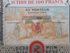 Credit Foncier Et Agricole Du MAROC - Afrika