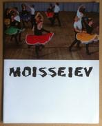 Programma Balletto MOISSEIEV - Milano 1969 - Pubblicità Olivetti - Teatro Scala - Vecchi Documenti