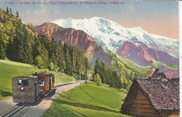 74   LE FAYET  Mont Blanc  Et Dôme De Miage - Sonstige Gemeinden