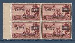 Egypt - 1953 - Scarce - Palestine Double Opt. - ( King Farouk - Air Mail ) - MNH** - Nuevos