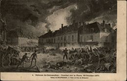 28 - CHATEAUDUN - Guerre 1870 - Chateaudun
