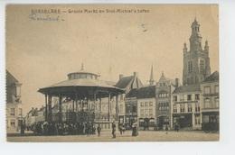 BELGIQUE - ROESELARE - ROULERS - Grotte Markt En Sint Michiel's Toren - Roeselare