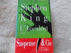 Stephen KING L'accident - Livres, BD, Revues