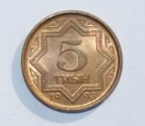 5 Tiin 1993 - Kazakhstan