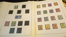 F0370 GROS LOT FEUILLE RFA A TRIER BELLE COTE DÉPART 10€ - Stamps