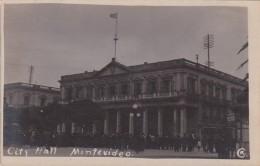 Uruguay Montevideo City Hall Photo