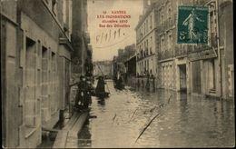 44 - NANTES - Inondations 1910 - Rue Des Olivettes - Nantes