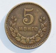 5 Menge 1945 - Mongolia