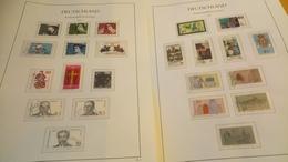 F0371 GROS LOT FEUILLES RFA A TRIER BELLE COTE DÉPART 10€ - Stamps