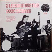 Eddie Cochran 33t. LP ANGLETERRE *a Legend In Our Time* - Rock