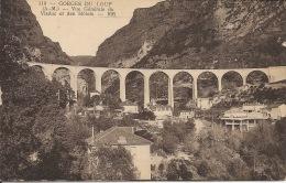06  Gorges Du Loup  VUE  GÉNÉRALE  VIADUC - France