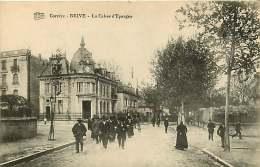 280917 - 19 BRIVE - La Caisse D'Epargne - Banque Horloge - Brive La Gaillarde