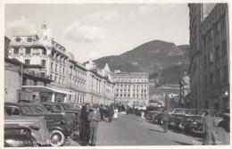Bogota Colombia, Avenida Jimenez De Quesada Avenue Street Scene, Autos, C1940s Vintage Real Photo Postcard - Colombia