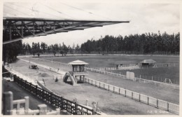Bogota Colombia, Hippodrome De Bogota Horsetrack Horse Race Stadium, C1940s Vintage Real Photo Postcard - Colombia