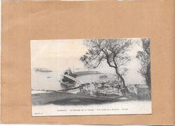 BIARRITZ   64 -  Le Rocher De La Vierge - Vue Prise De L'Atalaya - LYO1 - - Biarritz