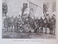1927 Canada Club Des Pieds Légers JEUX D HIVER     Muraille De Palais De Glace DRUMMONDVILLE - Canada