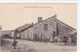 Meuse - Houdelaincourt - Rue Du Cimetière - Other Municipalities