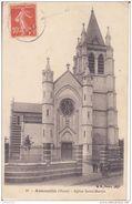 59 ANNOEULLIN EGLISE SAINT MARTIN - France