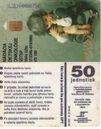 TARJETA TELEFONICA  DE ESLOVAQUIA (BRATISLAVA). (257) - Eslovaquia