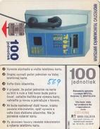 TARJETA TELEFONICA  DE ESLOVAQUIA (BRATISLAVA). (259) - Eslovaquia