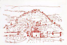 Marostica (VI) - 5° Festival Internazionale Scacchi - 1991 - (2) - Scacchi