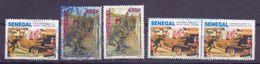 Senegal - 2014 - Gestempeld - Sénégal (1960-...)