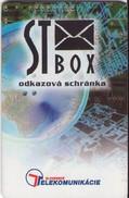 TARJETA TELEFONICA  DE ESLOVAQUIA. (264) - Eslovaquia
