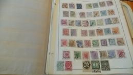 D168 LOT FEUILLES AUTRICHE NEUFS / OB A TRIER BELLE COTE DÉPART 10€ - Stamps