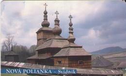 TARJETA TELEFONICA  DE ESLOVAQUIA. (266) - Eslovaquia