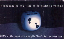 TARJETA TELEFONICA  DE ESLOVAQUIA. (267) - Eslovaquia