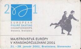 TARJETA TELEFONICA  DE ESLOVAQUIA. (268) - Eslovaquia