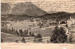Trento - Lavarone - Grand Hotel E Gruppo Di Brenta - - Trento