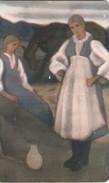 TARJETA TELEFONICA  DE ESLOVAQUIA. (PINTURA) (270) - Eslovaquia