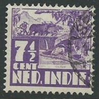 Inde Neerlandaise -  - Yvert N° 186 Oblitéré   - Ai26627 - Niederländisch-Indien