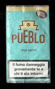 Busta Di Tabacco - Pueblo - Etichette