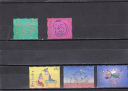 Australia Nº 1693 Al 1697 - 1990-99 Elizabeth II