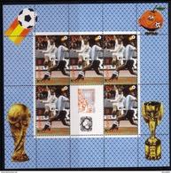 Soccer World Cup 1982 - BHUTAN - Sheet MNH** - Coupe Du Monde