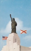 Alabama Birmingham Bronze Replica Of Statue Of Liberty Atop Liberty National Life Insurance Company - United States