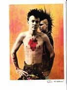 CHRIS WROBLEWSKI, Tatouage, Punk, Lloyd + Marilyn. Tattoo By George Bone, London, Ed. Cartes D'Art 1990 Environ - Mode