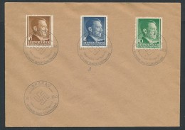 Krakau Stempel   ....-netter Beleg ( Ze6499  )-siehe Scan !! - Besetzungen 1938-45