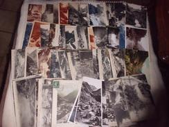 LOT DE 100 CARTES ......CPA ..Cauterets..cascades..paysages...65 - 100 - 499 Cartes