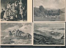 13 Propaganda Karten  Haus Der Deutschen Kunst Ungebraucht ( T5514  )-siehe Scan !! - Museen