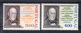 PORTUGAL.1977.CENTENARIO DE ALEXANDRE  HERCULANO  Nº 1344/1345   NOVOS SEM CHARNEIRA .CECI 2 Nº 86 - 1910-... República