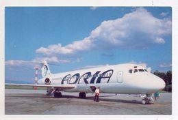 Cartolina Tematica Trasporti - Adria Airwais - Lubiana (Iugoslavia) - Non Viaggiata - (FDC5632) - 1946-....: Moderne