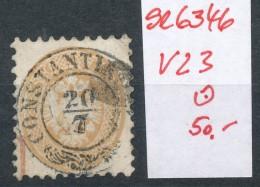 Österreich-Levante  Nr. V23   O...  ( Se6346  ) Siehe Bild ! - Eastern Austria